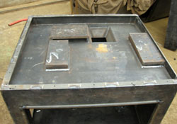 TR Engineering Machine Mounting Base