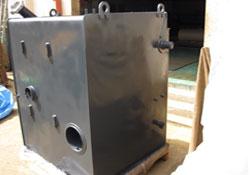 TR Engineering Fuel Tank