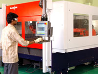 TR Engineering CNC Laser Cutting Machine