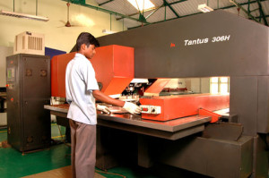 TR Engineering CNC Turret Punch Press