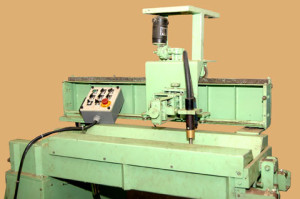 TR Engineering Linear welding Machine