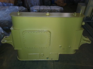 TR Engineering Hydraulic Tank