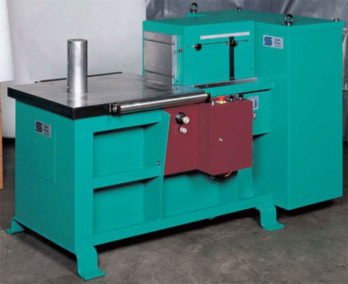TR Engineering Horizontal Bending Machine